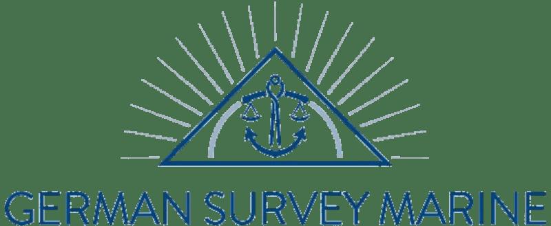 German Survey Marine Hamburg Logo